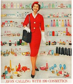 Today, Avon has products for EVERYONE in your family! Avon, the company for women... and a few good men!  www.youravon.com/cdavis-jaeger