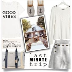 How To Wear Last Minute Trip - Lake House Outfit Idea 2017 - Fashion Trends Ready To Wear For Plus Size, Curvy Women Over 20, 30, 40, 50