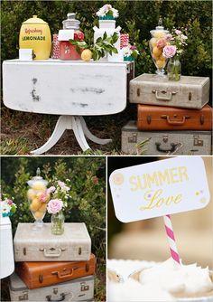 summertime wedding ideas