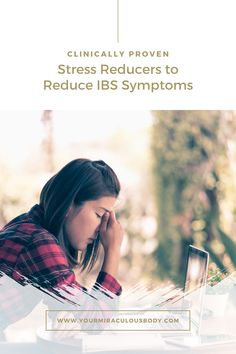 Does stress trigger a flare up or a flare up trigger stress? This vicious cycle leads to increases in symptom severity and pain. There are various natural treatments to address this mental component to IBS. It is often overlooked or tried as a last resort. But with high success rates, these stress reducing techniques should be used as a first line of treatment. #ibs #symptom #treatment #naturalremedies #anxiety Medditeranean Diet, Diet And Nutrition, Health Diet, Health And Wellness, Health Care, Natural Treatments, Natural Remedies, Medical Transcriptionist