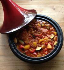 Recept: Tajine gevuld met heerlijkheden