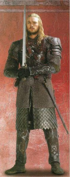 Eomer de Rohan (Karl Urban) - El señor de los anillos