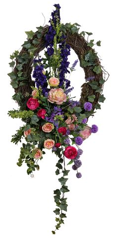 Design by Dusky Turner   North American Wholesale Florist 2017 Open House