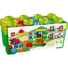 LEGO DUPLO - All-in-One-Box-of-Fun - 10572 | Kids | George at ASDA
