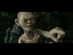"Yes, this is the day ...  that Gollum sings ""Let it go"" from ""Frozen"".  #bwahahaha #Tolkien #donttouchmylembas"
