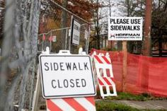 15 Funny Signs That Are Way More Confusing Than Helpful: Where the sidewalk ends.