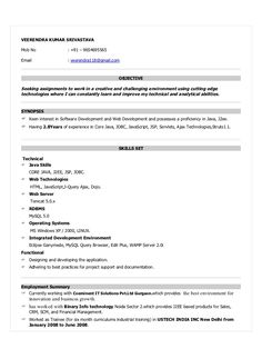 Sap Crm Functional Consultant Sample Resume Best 9 Years Experience Resume Format  Resume Format  Pinterest .