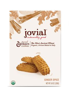 Jovial Cookies on Packaging of the World - Creative Package Design Gallery