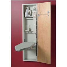 Ironing Centers - Wall Mounted Ironing Boards And Ironing Centers - Model Al-42…