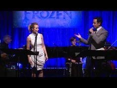 """""""Love Is An Open Door"""" Performed by Kristen Bell and Santino Fontana - YouTube #LoveIsAnOpenDoor #DisneyFrozen"""