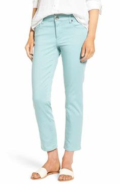 KUT from the Kloth Reese Colored Ankle Jeans