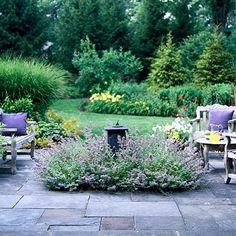 #patio #flowers #garden