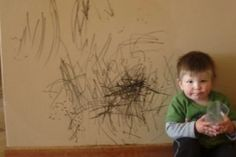 Image result for kid writing walls