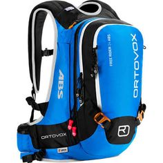 abs rucksack - Ortovox Free Rider 24 ABS Rucksack blue-ocean 219,95 € Bergzeit