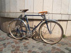 From Alex Singer - top French bicycle builder of mid-20th century