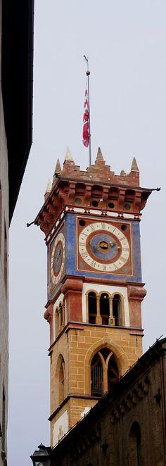 - Il campanile di Cavalese, Italy Trento Trentino-Alto Adige
