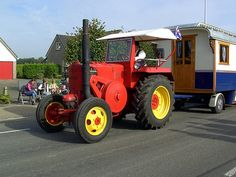 Ursus, a tractor from Poland Heavy Equipment, Old And New, Poland, Tractors