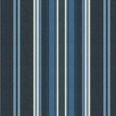 Beach Chair Stripe - Marine - Outdoor - Fabric - Products - Ralph Lauren Home - RalphLaurenHome.com
