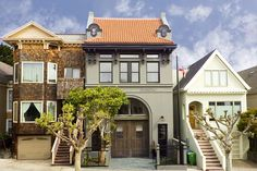 San Francisco Fire House #44, converted into home.....