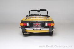1976 TRIUMPH TR 6 Triumph Car, British Sports Cars