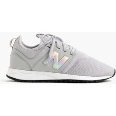 b58bc2cf5e16 Women s New Balance For J.Crew 247 Sneakers ( 105) ❤ liked on Polyvore  featuring shoes
