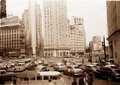 SÃO PAULO: PRAÇA DAS BANDEIRAS, 1966