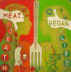 Tell me how mankind can manage to feed (and slaughter) 10 billion farm animals each year, meanwhile 10.9 million human children die of starvation each year. Almost 30,000 children starve to death globally EACH DAY. This is WRONG. This is one of the many reasons I refuse to support the meat and dairy industries.