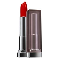 Maybelline Color Sensational Creamy Matte Lip Color 690 Siren in Scarlet 0.15 oz