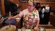 Jessie braves the Black Friday while Farm Wife prepares French Onion Soup totally from scratch for canning. Jessie James, Onion Soup, French Onion, Black Friday, Cold, Country, Life, Jesse James, Rural Area