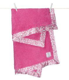 Chenille Confetti :: Baby Blanket #giftLOVE