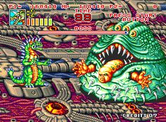 King of the Monsters 2: The Next Thing Neo Geo Famardy