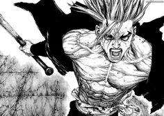 Sun Ken Rock: Boichi svela il capitolo conclusivo del manga