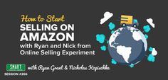 Business Tips, Online Business, Sell On Amazon, Selling Online, Starting A Business, Passive Income, Internet Marketing, Learning, Experiment