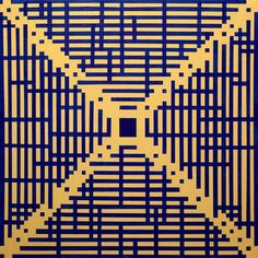 Blue maze (Limited Edition 4 of 10)