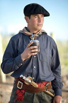 The Argentine Gaucho - Published by Experience Mendoza Yerba Mate, Country Men, Country Life, Romantic Escapes, Argentine, Character Poses, American War, Equestrian Style, South America