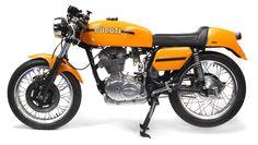 1974 Ducati 250CC Desmo - via Bonhams