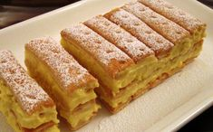 Easy Mille Feuille (My version) - Lifestyle FOOD