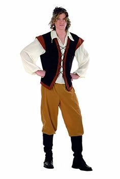 Limit Medieval Peasant Costume (Medium)