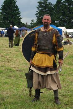 Viking clothes.