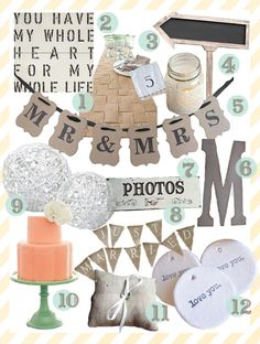 Love the many simple but oh so fun ideas!  You can use these ideas for so many different occasions!