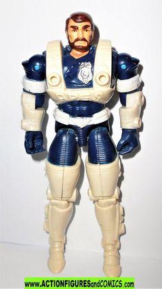 Vintage Action Figure 1988 Cops N Crooks Hasbro Buttons McBoomBoom 6 Inch Action Figure