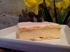 Traumhafte Cremeschnitten mit Blätterteig und einer wunderbaren Puddingfüllung.Diese Cremeschnitten sind schnell und einfach in der Zubereitung