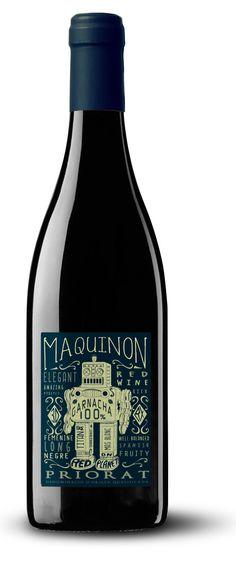 Maquinon (DOQ Priorat) #Wine #Vino #Priorat