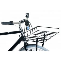 Wald - Multi-Fit Fahrrad Frontträger - Modell 257GB Fixie Black, Bicycle Basket, Stationary, Gym Equipment, Fit, Google, Bike Parts, Woodland Forest, Shape