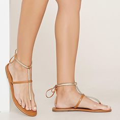 Best Spring Sandals Under 50: Bohemian Thong Sandal