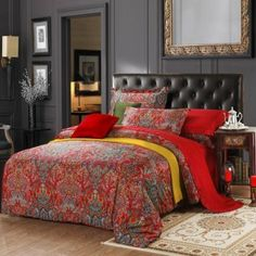 Noble Excellence Design Bohemian Inspired Bedding Sets