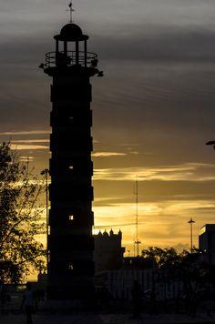 The Lighthouse   Lisbon   Portugal   Photo By Fernando Ferreira