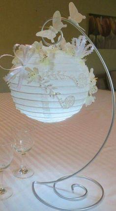 Centro de mesa para una boda