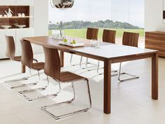contemporary round kitchen tables