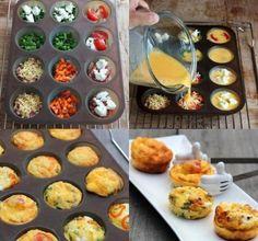 Pomysł na śniadanie w 15 min ♥♥♥ Zaskocz rodzinkę wspólnym weekendowym śniadankiem :)